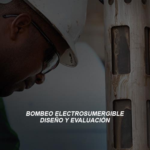 Bombeo Electrosumergible: Diseño y evaluación