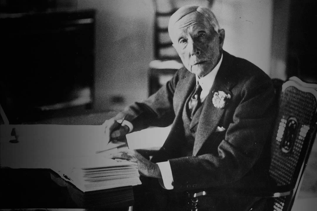 Cómo John D. Rockefeller, el magnate del petróleo hizo historia? - UPC  Global - Sistemas de Levantamiento Artificial