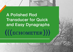 A Polished Rod Transducer for Quick and Easy Dynagraphs