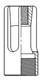 Open Top Plunger or Standing Valve 3-Wing (407)